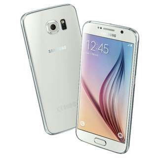 SAMSUNG S6 32GB WHITE PEARL (MINT CONDITION) Can Nego