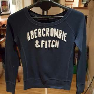 Abercrombie & Fitch Pull Over Sweater