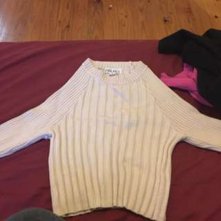 Mooloola Crop Long Sleeve