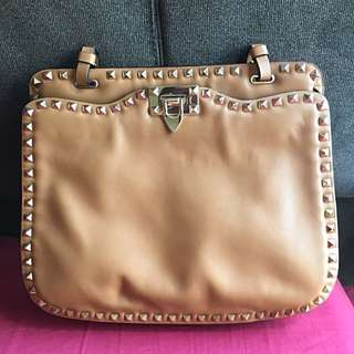 Authentic Valentino Rock Stud Bag