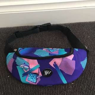 We Are Handsome (WAH) bumbag / Fannypack Bag