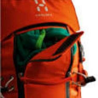 2手 Haglofs Rescue Backpack.95%new
