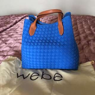 Authentic Webe Electric Blue