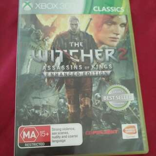 The Witcher 2: Assassins Of Kings; Enhanced Edition