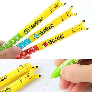 Pikachu Ball Pen (2 Color) STOCK AVAILABLE!!!!