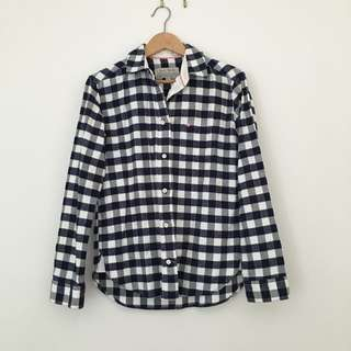 Jack Wills Flannel Check Shirt