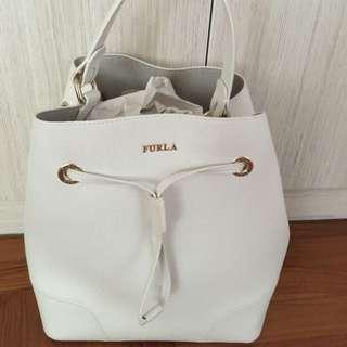 Furla Stacy Small Bucket Bag