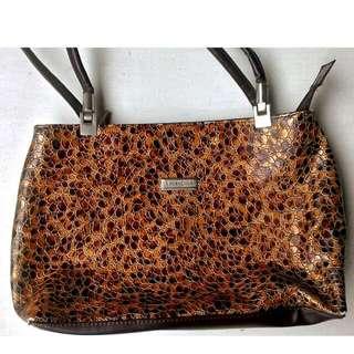 Handbag Motif Croco