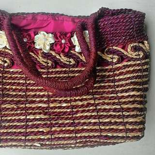 Handcrafted Totee Bag