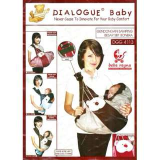 Dialogue Gendongan Bayi