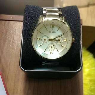 fossil金錶
