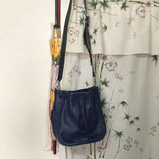 Marc By Marc Jacobs Royal Blue Bucket Bag Real 袋 包包