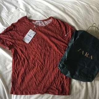 NEW Zara T-Shirt