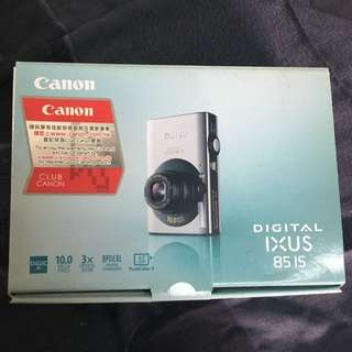 Canon IXUS 8515 Digital Camera