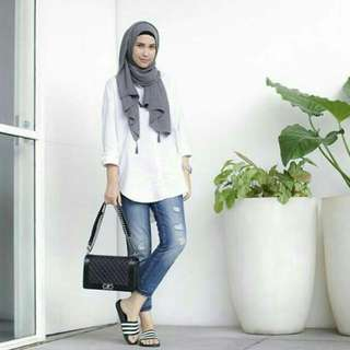 Celana Ripped Jeans Casual by jeans.walker