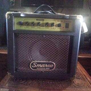 Smarvo Acoustic Amp