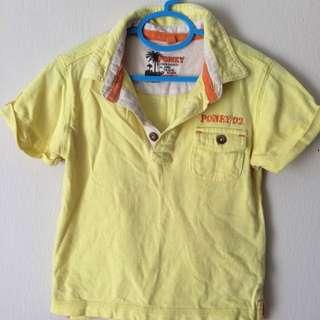 Poney Yellow Shirt