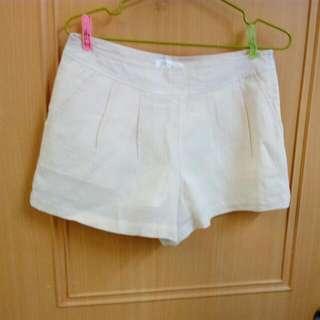 PAZZO麻短褲