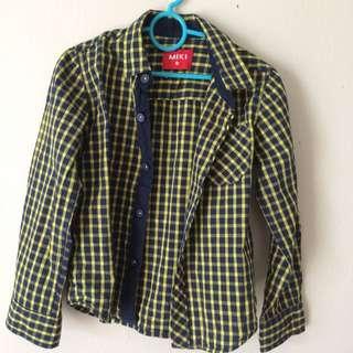 Miki Checkered Shirt
