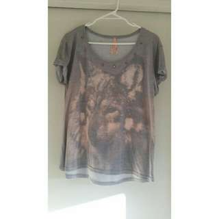 Fox Top from Ally