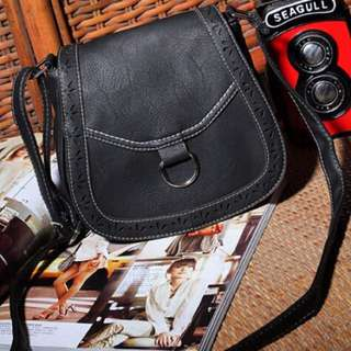 LEATHER HANDBAGS CROSSBODY BAG