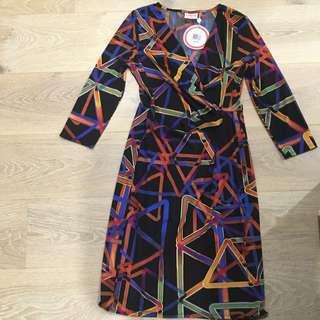 BNWT Leona Edmiston Dress Size 8