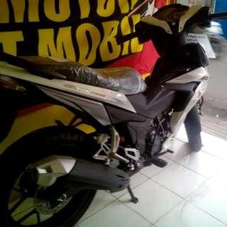 Supra X 150 Gtr Sporty Dp Cukup Bayar Rp.1.650.000