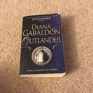 Outlander By Diana Gabaldon, First Book Of The Outlander Series