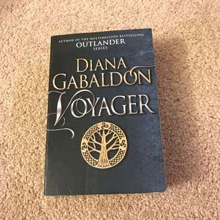 Voyager By Diana Gabaldon, Book 3 Of The Outlander Series