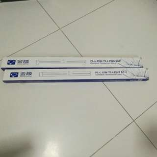 PL-L 55w / T5 4 Pins 2G11 Compact Fluorescent Lamp
