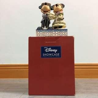 Disney Micky Mouse Wedding Gift 米奇老鼠結婚禮物 擺設