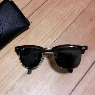 ON HOLD Genuine Ray Bans Clubmaster