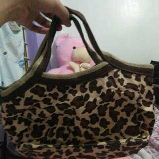 Lucky Hand Bag