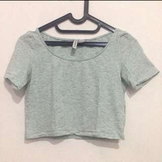 Crop Top by Divided