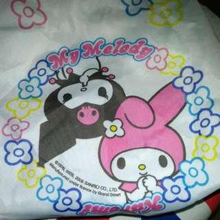 My Melody & Kuromi 兩匹窗口式冷氣機防塵套保護套