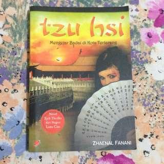 Tzu Hsi - ZHAENAL FANANI