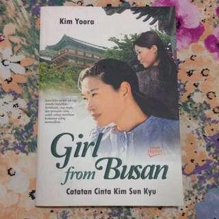 Girl From Busan - KIM YOORA