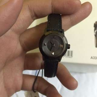 Nixon Mini B Gunmetal Watch