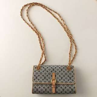 Auth Louise Vuitton Limited Edition Mini Monogram Camille Bag