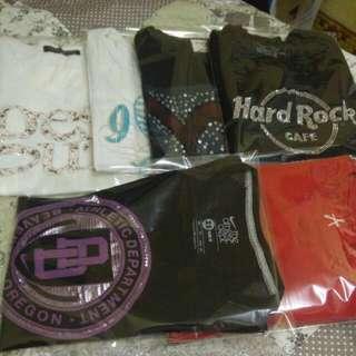 tshirt !! tshirt!!.all original.....