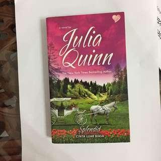 Novel By Juli Quinn