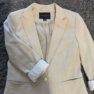 Kennith Cole Cotton Blazer