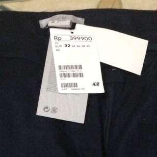H&M celana panjang bahan