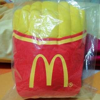 McDonald Fries Plush