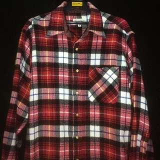 Time Bell Flannel