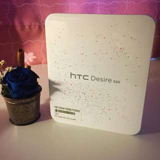 HTC Desire 530。全新未拆封。免運費
