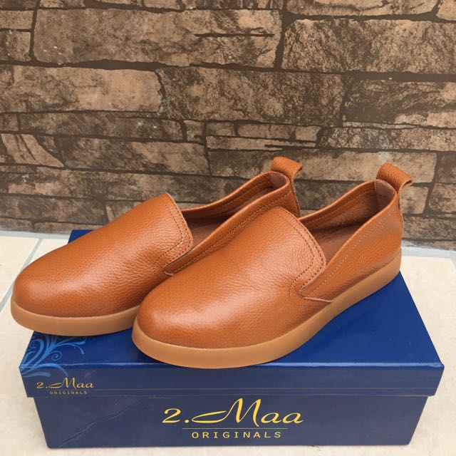 2Maa 厚底休閒鞋