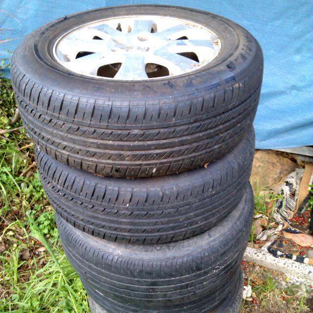 5x16' Statesman Wheels