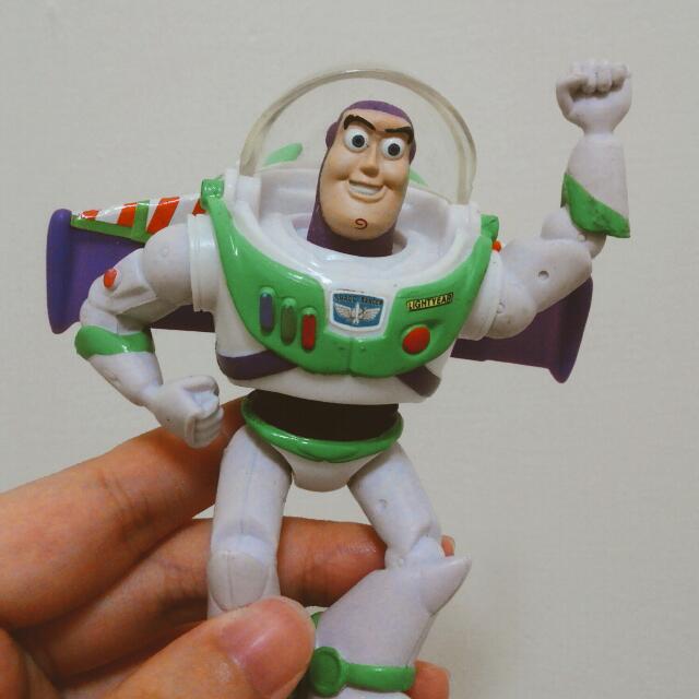 (二手)玩具總動員 巴斯光年
