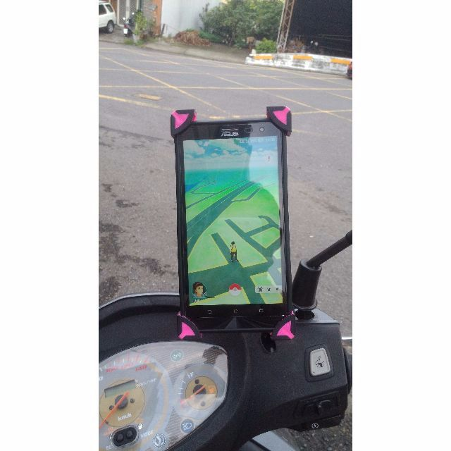 全新 鷹爪 機車手機架 腳踏車手機架 寶可夢 神奇寶貝 pokemon 抓寶神器